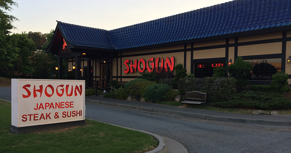 Kennesaw Ga Shogun Teppanyaki Japanese Steakhouse